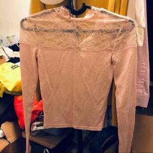 HM Silk shirt size XS